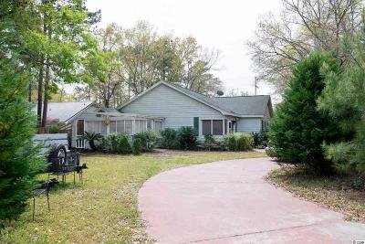 Murrells Inlet Single Family Home For Sale: 895 Planters Trace Loop