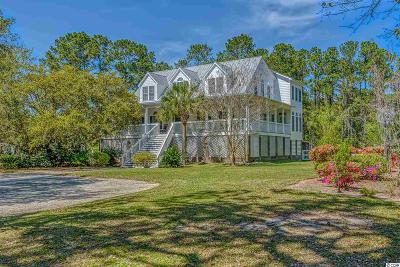 Pawleys Island Single Family Home For Sale: 2130 Waverly Rd.