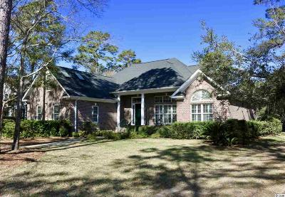 Pawleys Island Single Family Home Active Under Contract: 130 Running Oak Ct.
