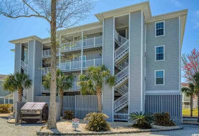 Surfside Beach Condo/Townhouse For Sale: 423 Surfside Dr. #202