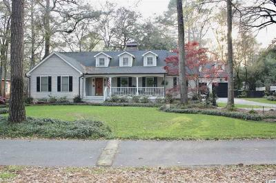 Myrtle Beach Single Family Home For Sale: 995 Little Creek Rd.