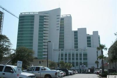 Myrtle Beach Condo/Townhouse For Sale: 201 S Ocean Blvd. #PH11