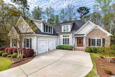 Murrells Inlet Single Family Home For Sale: 208 Stonefly Ct.