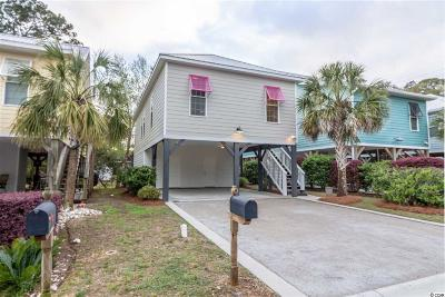Pawleys Island Single Family Home For Sale: 105 Weatherboard Ct.