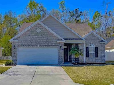 Murrells Inlet Single Family Home For Sale: 191 Fox Den Dr.