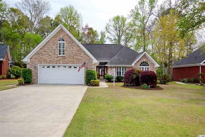 Murrells Inlet Single Family Home Active Under Contract: 6542 Wellington Dr.