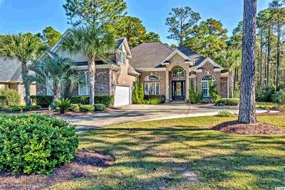 Myrtle Beach Single Family Home For Sale: 4470 Port Rush Trail