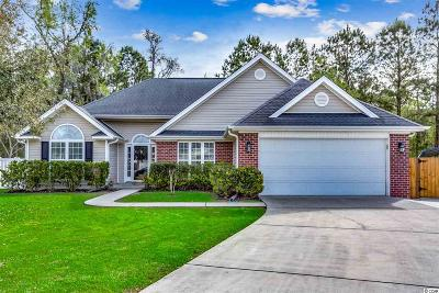 Conway Single Family Home Active Under Contract: 100 Talon Dr.