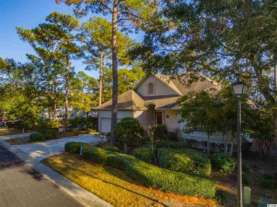 North Myrtle Beach Single Family Home Active Under Contract: 4800 Bucks Bluff Dr.