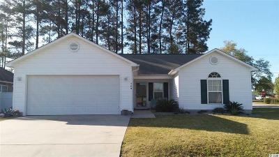 Conway Single Family Home For Sale: 249 Oak Lea Dr.