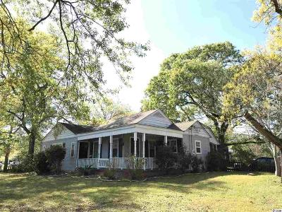 Conway Single Family Home For Sale: 2500 4th Ave. N