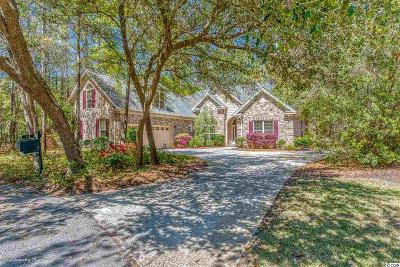 Pawleys Island Single Family Home For Sale: 14 Winged Foot Ct.
