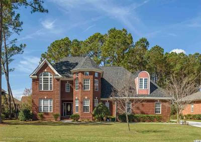 Myrtle Beach SC Single Family Home For Sale: $497,500
