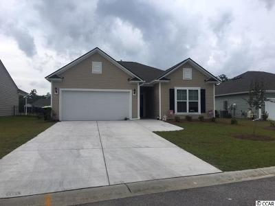 Conway Single Family Home Active Under Contract: 192 Long Leaf Pine Dr.