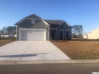 Conway Single Family Home Active Under Contract: 183 Three Oak Ln.