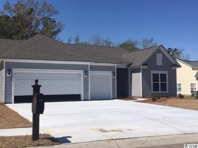 Conway Single Family Home Active Under Contract: 137 Three Oak Ln.
