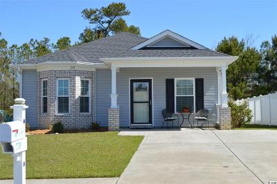 Myrtle Beach SC Single Family Home Active Under Contract: $174,900