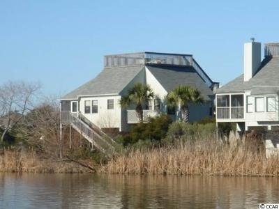 Pawleys Island Single Family Home Active Under Contract: 37 Riptide Ln.