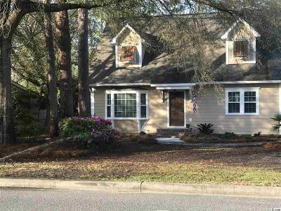 Myrtle Beach Single Family Home For Sale: 613 62nd Ave. N