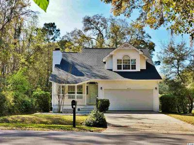 Pawleys Island Single Family Home Active Under Contract: 333 Rybolt Rd.