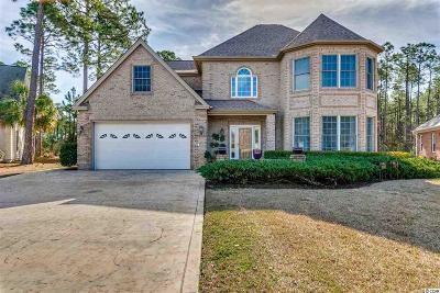 Myrtle Beach Single Family Home Active Under Contract: 4442 Tralee Pl.
