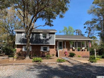 Surfside Beach Single Family Home For Sale: 516 6th Ave. S