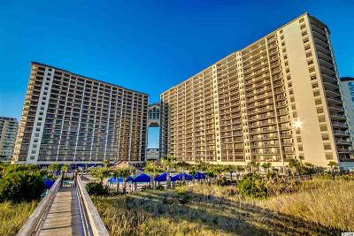 North Myrtle Beach Condo/Townhouse Active Under Contract: 100 North Beach Blvd. #PH03
