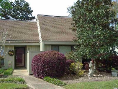 Pawleys Island Condo/Townhouse For Sale: 261 Club Circle #1-22