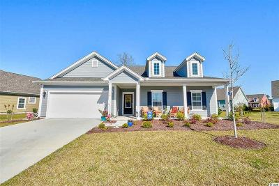 Myrtle Beach SC Single Family Home For Sale: $354,900