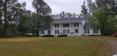 Loris Single Family Home Active Under Contract: 461 Heritage Rd.