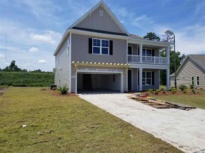 Murrells Inlet Single Family Home For Sale: 140 Bucky Loop