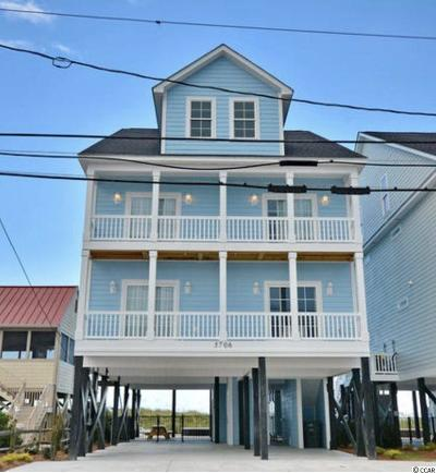 North Myrtle Beach SC Single Family Home For Sale: $1,600,000
