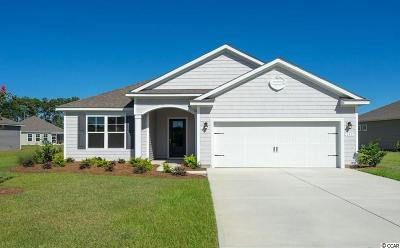 Murrells Inlet Single Family Home For Sale: 155 Bucky Loop
