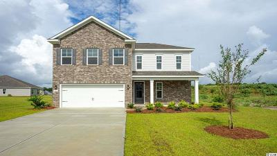 Murrells Inlet Single Family Home For Sale: 156 Bucky Loop