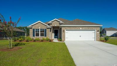Murrells Inlet Single Family Home For Sale: 165 Bucky Loop