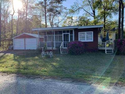 Murrells Inlet Single Family Home Active Under Contract: 847 Wachesaw Rd.