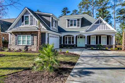 Murrells Inlet Single Family Home For Sale: Lot 23 Grey Moss Rd.