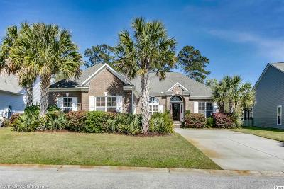 Murrells Inlet Single Family Home For Sale: 264 Cypress Creek Dr.