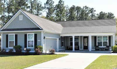 Murrells Inlet Single Family Home For Sale: 144 Hyacinth Loop