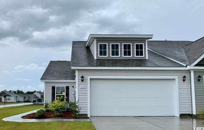 Myrtle Beach Condo/Townhouse For Sale: 1101 Hickory Knob Ct. #Lot 153