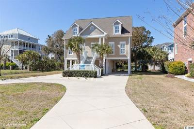 North Myrtle Beach Single Family Home For Sale: 205 12th Ave. N