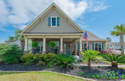 North Myrtle Beach Single Family Home For Sale: 1500 East Island Dr.