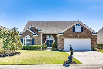 Murrells Inlet Single Family Home For Sale: 26 Long Creek Dr.