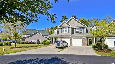 Murrells Inlet Condo/Townhouse For Sale: 731 Painted Bunting Dr. #B