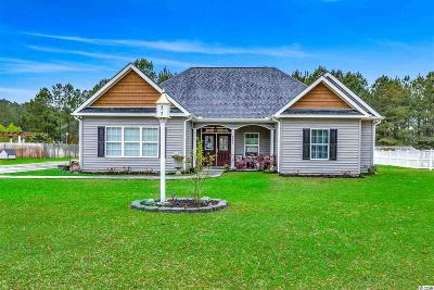 Conway Single Family Home For Sale: 6055 Bear Bluff Rd.