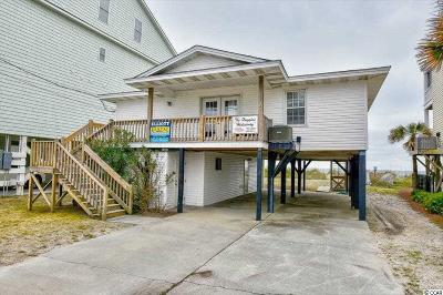 North Myrtle Beach Single Family Home For Sale: 3300 N Ocean Blvd.