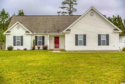 Aynor, Galivants Ferry Single Family Home Active Under Contract: 209 Fox Hunt Pl.
