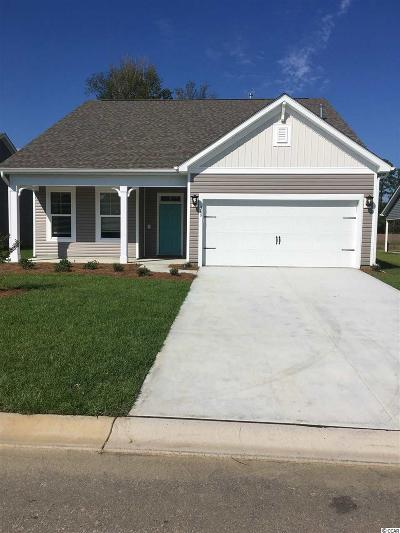 Myrtle Beach SC Single Family Home For Sale: $274,279