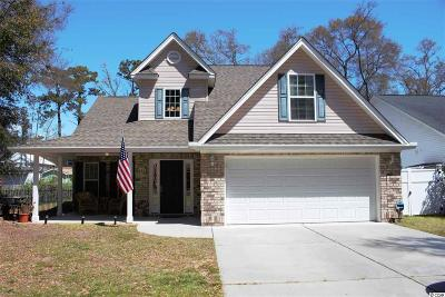 Surfside Beach Single Family Home Active Under Contract: 614 Maple Dr.