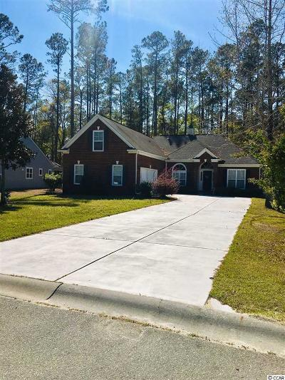 Conway Single Family Home Active Under Contract: 224 Tilly Ct.